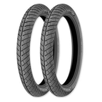 Michelin ยางนอกมอเตอร์ไซค์ 70/90-17 80/90-17 ลาย City Pro