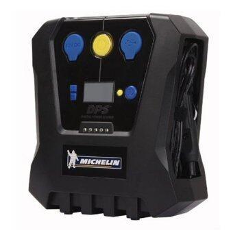 MICHELIN ปั้มลมอเนกประสงค์ ชนิดไฟฟ้า Digital Power Source รุ่น PRE-SET