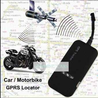 Mini Car GPS Tracker Tracking GSM GPRS SMS Locator Global Real Timefor Car Auto Vehicle Motorcycle - intl