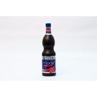 น้ำเชื่อม Mixy Bar รส Raspbery (สีแดง) 1000 ml.