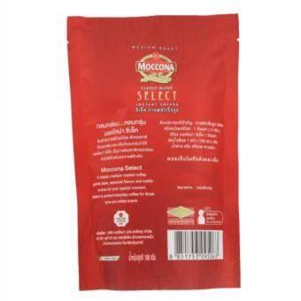 MOCCONA มอคโคน่า กาแฟสำเร็จรูป ซีเล็ค ชนิดถุง 180 กรัม (ทั้งหมด 3ถุง)