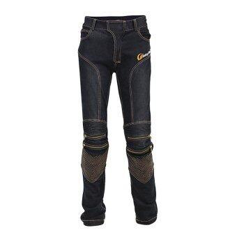 Motorcycle jeans Off-road Anti-breaking jeans - intl