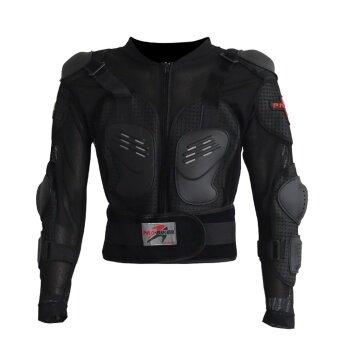 รถจักรยานยนต์ขี่ป้องกันเสื้อผ้าระบายอากาศได้ Racing เกราะ เสื้อ