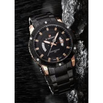 """ราคา นาฬิกาแฟชั่น NAVIFORCE """"NV062"""" P and P Fashion รับประกันสินค้าจากศูนย์,พร้อมกล่อง"""