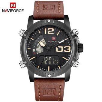 """ซื้อ/ขาย นาฬิกาแฟชั่น NAVIFORCE """"NV135"""" P and P Fashion รับประกันสินค้าจากศูนย์,พร้อมกล่อง"""