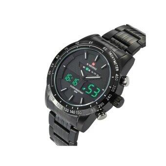 2561 NAVIFORCE WATCH นาฬิกาข้อมือผู้ชาย เครื่องญี่ปุ่น กันน้ำ100% สายแสตนเลสแท้ รุ่น NF9024BW