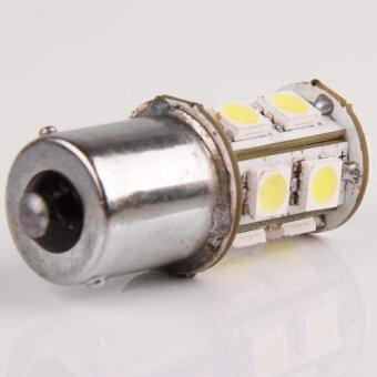 New 1156 BA15S 245 13 LED 5050 SMD White Car Tail Turn Signal LightBulb 12V - intl รูบที่ 2