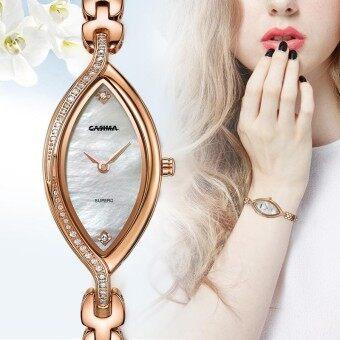 New CASIMA Fashion Luxury Brand Womens Bracelet Watches Montre Femme Casual Waterproof Ladies Quartz Watch Women Relojes Mujer - intl