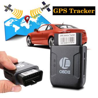 OBD II GPS Realtime Tracker Car Truck Vehicle Mini Spy Tracking GSMGPRS AH209 -Intl