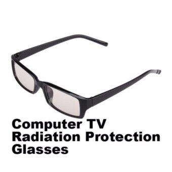 แว่นกรองแสงคอมพิวเตอร์ ทีวี PC TV Eye Strain Protection Glasses
