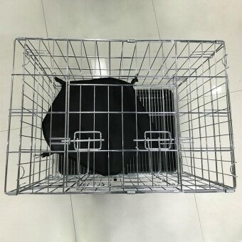 Pet Hanging-Bed Cushion Iron Cage Dog 27*27cm Pet-Supplies SofaHouse Warm Nests - intl