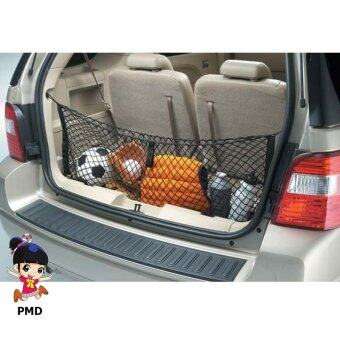 PMD ตาข่ายกันของตกท้ายรถ/ตาข่ายเก็บสัมภาระท้ายรถ - SUV/ รถตู้ (image 0)