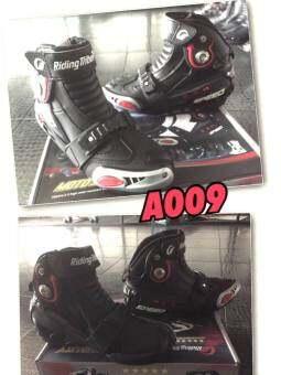 รีวิว PRO-BIKER รองเท้า บูท A009 ดีไซร์ เหมาะรถสปอตร์ และทั่วริ่ง