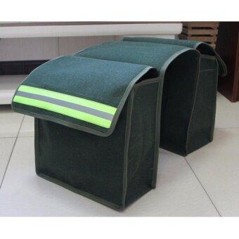 กระเป๋าใส่สัมภาระหรือส่งไปรษณีย์ขนาดเล็ก สำหรับรถจักรยานยนต์ขนาดเล็ก