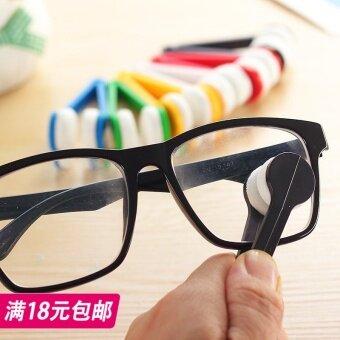 มัลติฟังก์ชั่พกพาประเภทแว่นตาเช็ดทำความสะอาดเช็ด