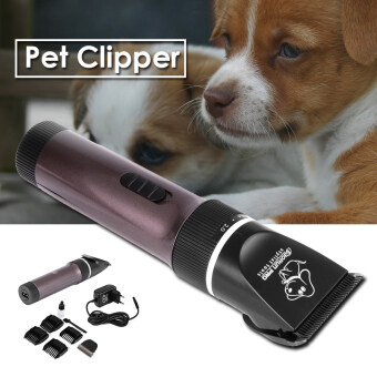 การดูแลสัตว์เลี้ยงสัตว์แมวมืออาชีพชุดปัตตาเลี่ยนตัดแต่งขนสุนัขมีดโกน OS767 - intl