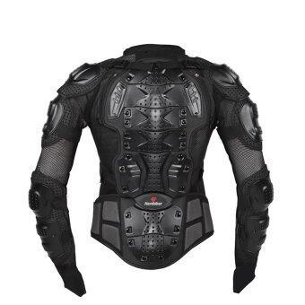 รถจักรยานยนต์รถจักรยานยนต์ Body Motocross Racing เกราะกระดูกสันหลังป้องกันเสื้อแจ็คเก็ตเกียร์ M-XXXL