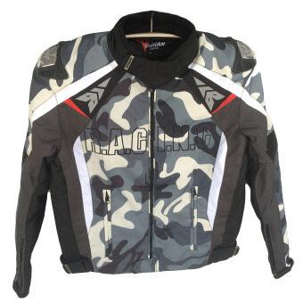 ต้องการขาย Rctoystory เสื้อแจ็คเก็ต เสื้อขี่มอเตอร์ไซค์ Duhan (ดำ)