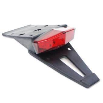 RCY ไฟท้ายแต่ง รุ่น MONSTER (ดีเลย์ในตัว) สีแดง (กระจกสีแดง)