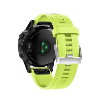 Replacement Silicagel Quick Install Soft Band Strap For GarminFenix 5 GPS - intl