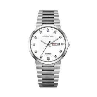 ประเทศไทย RHYTHM นาฬิกาข้อมือ รุ่น A1201S02 - Silver