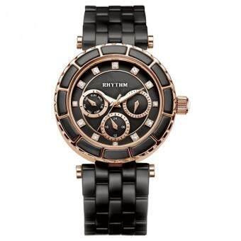 ราคา RHYTHM นาฬิกาข้อมือ รุ่น C1103C05 Women s Classic Watch