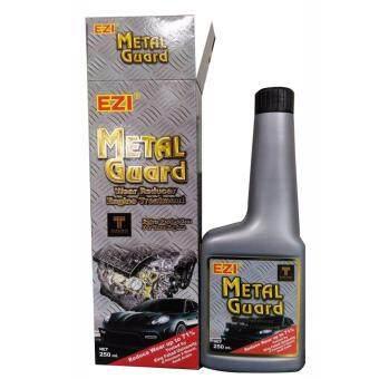 สารเสริมประสิทธิภาพน้ำมันหล่อลื่น EZI Metal Guard ขนาด 250 ml.