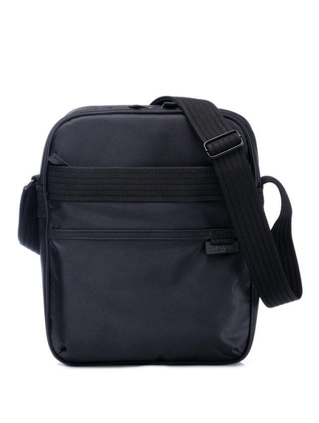 Samsonite กระเป๋าสะพายไหล่สำหรับใส่แท๊ปเล็ต รุ่น VENNA SHOULDER BAG - BLACK
