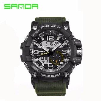ราคา Sanda no.759 Watch นาฬิกาข้อมือกันน้ำ