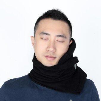 Scientifically Proven Super Soft Neck Support Pillow Planes Trains Flight Travel Pillow - intl