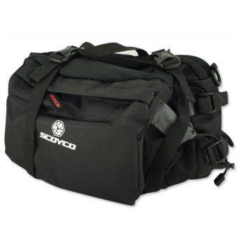 SCOYCO กระเป๋าคาดเอว รุ่น MB11-2 (ลิขสิทธิ์แท้) สีดำ
