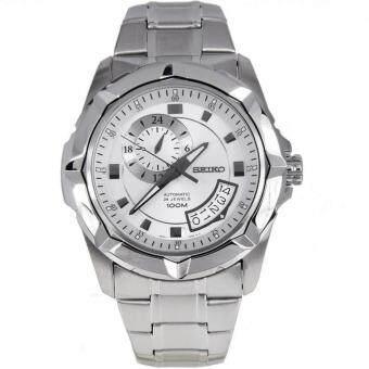Seiko นาฬิกาข้อมือชาย Automatic 24 Jewels 100M SSA217K1