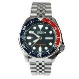 การใช้งาน  บึงกาฬ SEIKO Automatic Diver 200m Men s watch ขอบ Pepsi  รุ่น SKX009K2
