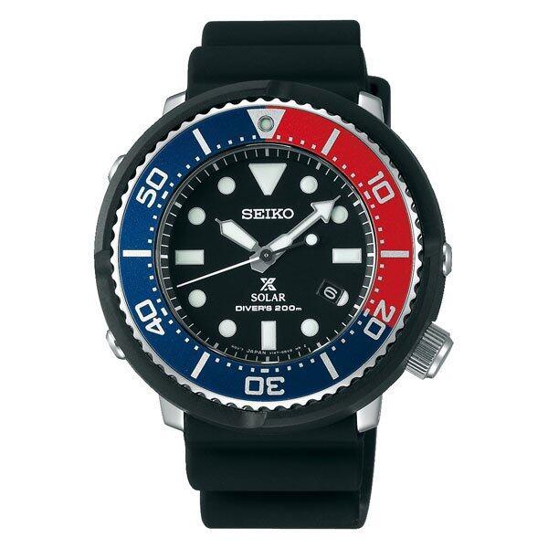 สมุทรสงคราม Seiko Prospex Solar Divers 200 m Limited Edition 3000 pcs. SBDN025