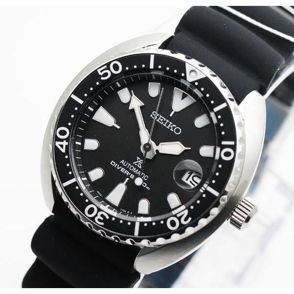 ยี่ห้อนี้ดีไหม  ชลบุรี นาฬิกา SEIKO Prospex X DIVER s 200 เมตร SRPC37K1 BlackDial (ประกันศูนย์ บ.ไซโกประเทศไทย จก.)