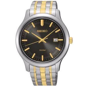 2561 Seiko นาฬิกาข้อมือผู้ชาย Quartz Watch SUR183