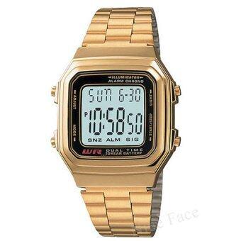 Sevenlight นาฬิกาข้อมือ - A178GP-1A (Gold)
