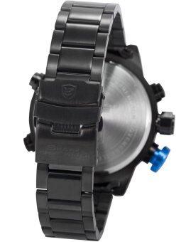 Shark นาฬิกาข้อมือ GULPERSHARK 1st COLLECTION BLACK BLUE - 4