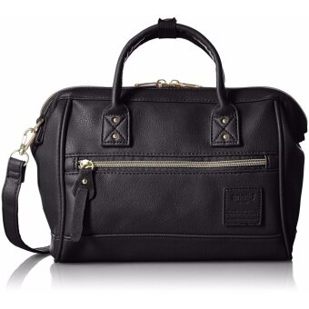 【Ship from Japan】 anello synthetic leather die shoulder small AT-H1021 black - intl