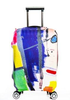 SINOKAL Elastic 18-20 inch Luggage Cover Suitcase Cover Protector(Cover Only Not Luggage) - INTL