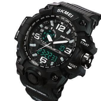 SKMEI นาฬิกาสปอร์ตชาย รุ่น 1155 BL