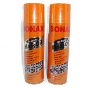 อยากขาย Sonax โซแน็กซ์ น้ำมันอเนกประสงค์ 500 มล. แพ็คคู่