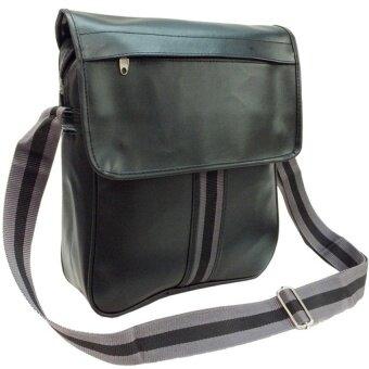 SUCCESS กระเป๋าสะพายข้าง Messenger Bag ขนาด 12 นิ้ว (Black)