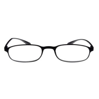 Sunshop Flexible Light Comfortable Presbyopic Border ReadingGlasses Strength 3.0 - intl