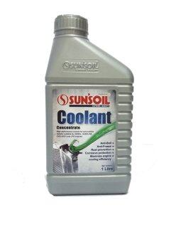 SUN'SOIL น้ำยาหม้อน้ำ Coolant Concentrate ขนาด 1 L. Bronze