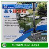 SUNSUN ปั๊มน้ำพร้อมหัวน้ำพุ HBQ-3503 ใช้งานง่าย 85 Watt. H.max 3.5 m.