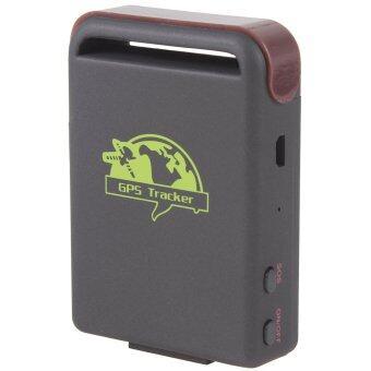 Techincar GPSติดตามรถ TK102 พร้อมสายไฟต่อตรง 12-36V (คู่มือภาษาไทย)