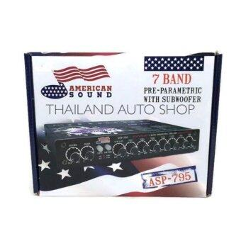 Thailand American Sound ปรีแอมป์ 7 แบนด์ ASP-795 - 2