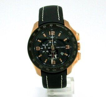ซื้อ/ขาย TIME FORCE นาฬิกาข้อมือผู้ชาย รุ่น TF3272M11 - Black