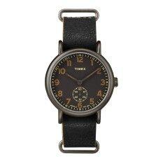 นาฬิกาข้อมือ Timex รุ่น TW2P86700 (สีน้ำตาลเข้ม)